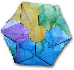 Folded Hexagon